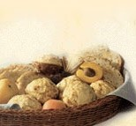 muffins aux pommes et fromage