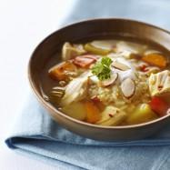 soupe cari