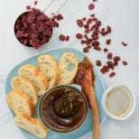 Conserves - Beurre de pomme aux canneberges_web
