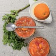 Conserves - Chutney orange rhubarbe_web
